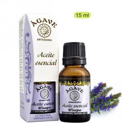 Aceite Esencial Hisopo 15 ml