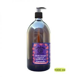 Aceite Corporal de Lavanda 1000 ml