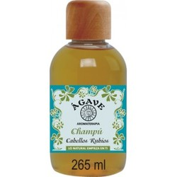 Agave - Champú Cabello Rubio 265 ml