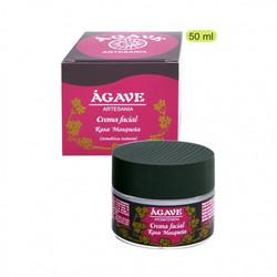 Agave - Crema Facial Rosa Mosqueta 50 ml