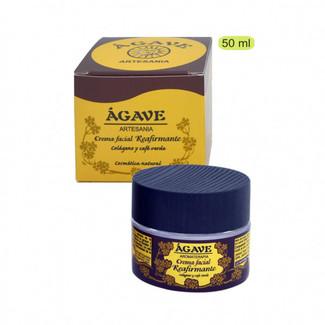Agave - Crema Reafirmante (colágeno y café verde) 50 ml