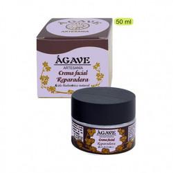 Agave - Crema Reparadora - Ácido hialurónico natural 50 ml