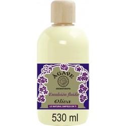 Agave - Emulsión Fluida Oliva 530 ml