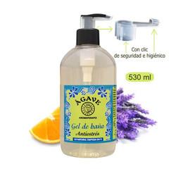 Gel de Baño Antiestrés 530 ml