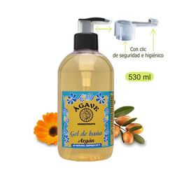 Gel de Baño de Argán 530 ml