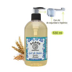 Gel de Baño de Avena 530 ml