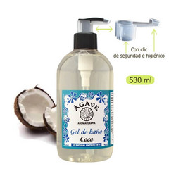 Gel de Baño de Coco 530 ml