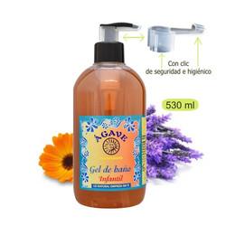 Gel de Baño para Bebés 530 ml