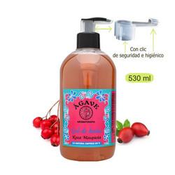 Gel de Baño de Rosa Mosqueta 530 ml