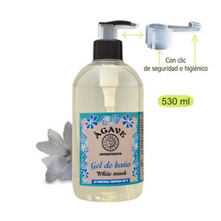 Gel de Baño de White Musk 530 ml