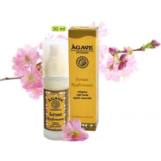 Agave - Sérum Reafirmante (colágeno, espino amarillo y café verde) 30 ml