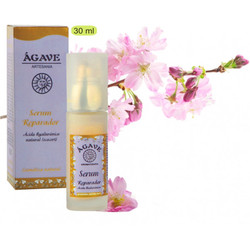 Agave - Serum Reparador - Acido Hialurónico Natural 30 ml