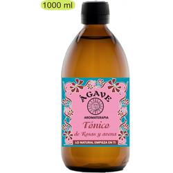 Agave - Tónico de Rosas y Avena 1000 ml