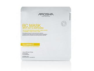 Arosha - Mascarilla Facial Despigmentante Blanqueadora