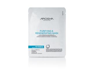 Arosha - Mascarilla Facial Purificante Regeneradora