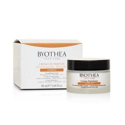 Byothea - Crema Nutritiva Día con filtro solar 50 ml