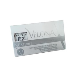 Depileve - Agujas de depilación Velona (Insuladas) F2