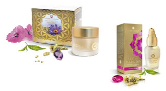 Golden Pyramide - Tesoro Facial Anti Edad Oro 22k
