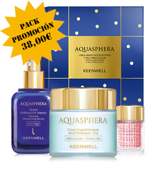 Keenwell - Pack Promoción Aquasphera