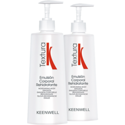 Keenwell - Textura Emulsión Corporal 1+1 500 ml