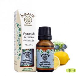 Mezcla de Aceites Esenciales Adelgazante 15 ml
