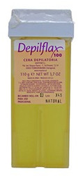 Depilflax - Roll On Natural