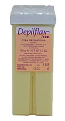 Depilflax - Roll-on extracto de coco