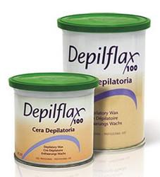 Depilflax - Lata de cera Azul 500 gr