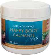 Golden Pyramide - Crema relajante Happy Body 500 ml