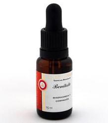 Golden Pyramide - Esencia Mineral Benitoite 15 ml