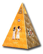 Golden Pyramide - Piramide III Felicidad