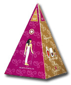 Golden Pyramide - Piramide VI Silueta Perfecta