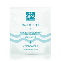 Keenwell - Mascarilla Jalea Real & Ginseng
