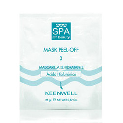 Keenwell - Mascarilla Rehidratante