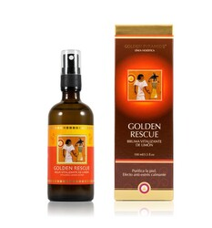 Golden Pyramide - Spray Cosmetico Holistico Golden Rescue - Purificante