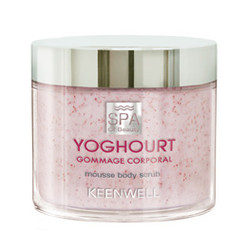Keenwell - Yoghourt Gommage Corporal 270 ml