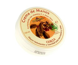 Flor de Mayo - Crema de manos de Cereza 150 ml