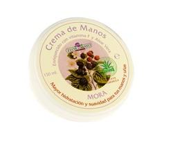 Flor de Mayo - Crema de manos de Mora 150 ml