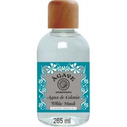 Agave - Agua de colonia White Musk 265 ml