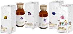 Golden Pyramide - Pack Promoción 12 Aceites corporales Zodiac