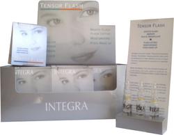 Integra - Ampollas Tensor Flash Expositor 18 cajas