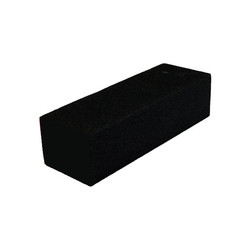 Taco Pulidor Negro 4 caras