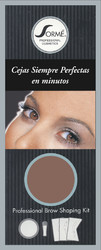 Maquillaje para cejas (varios colores)