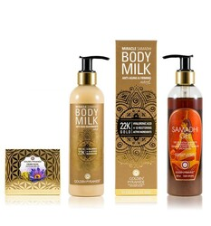 Pack Eternal Young Face & Body Oro 22K