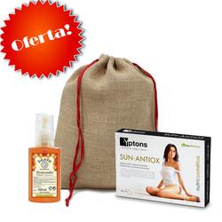 Pack Promoción Bronceado + Bolsa Lufa